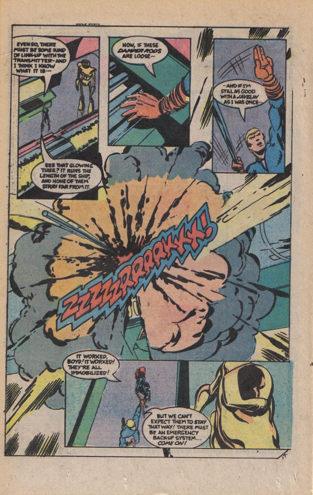 Read online Doomsday   1 (1975) comic -  Issue #9 - 23