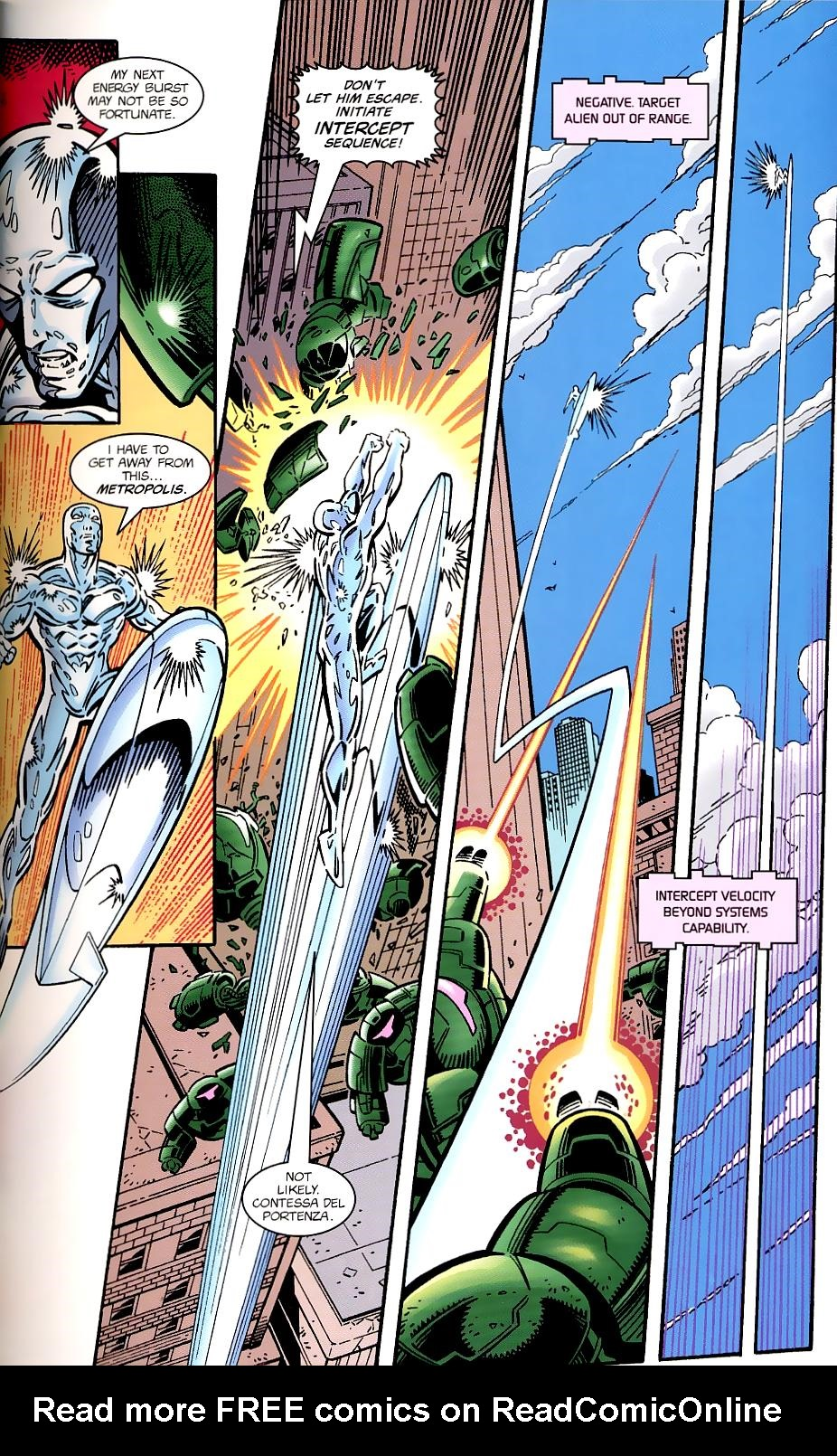 Read online Silver Surfer/Superman comic -  Issue # Full - 17