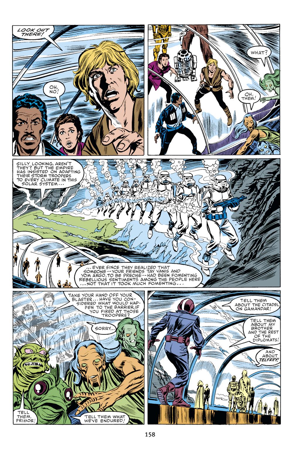 Read online Star Wars Omnibus comic -  Issue # Vol. 18 - 147