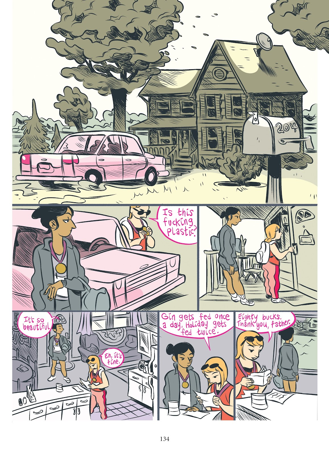 Read online Girl Town comic -  Issue # TPB (Part 2) - 31