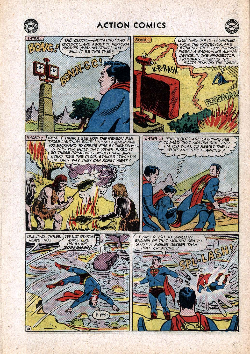 Read online Action Comics (1938) comic -  Issue #299 - 12