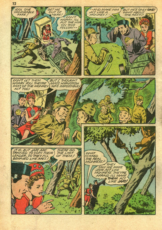 Read online Super-Magician Comics comic -  Issue #14 - 12