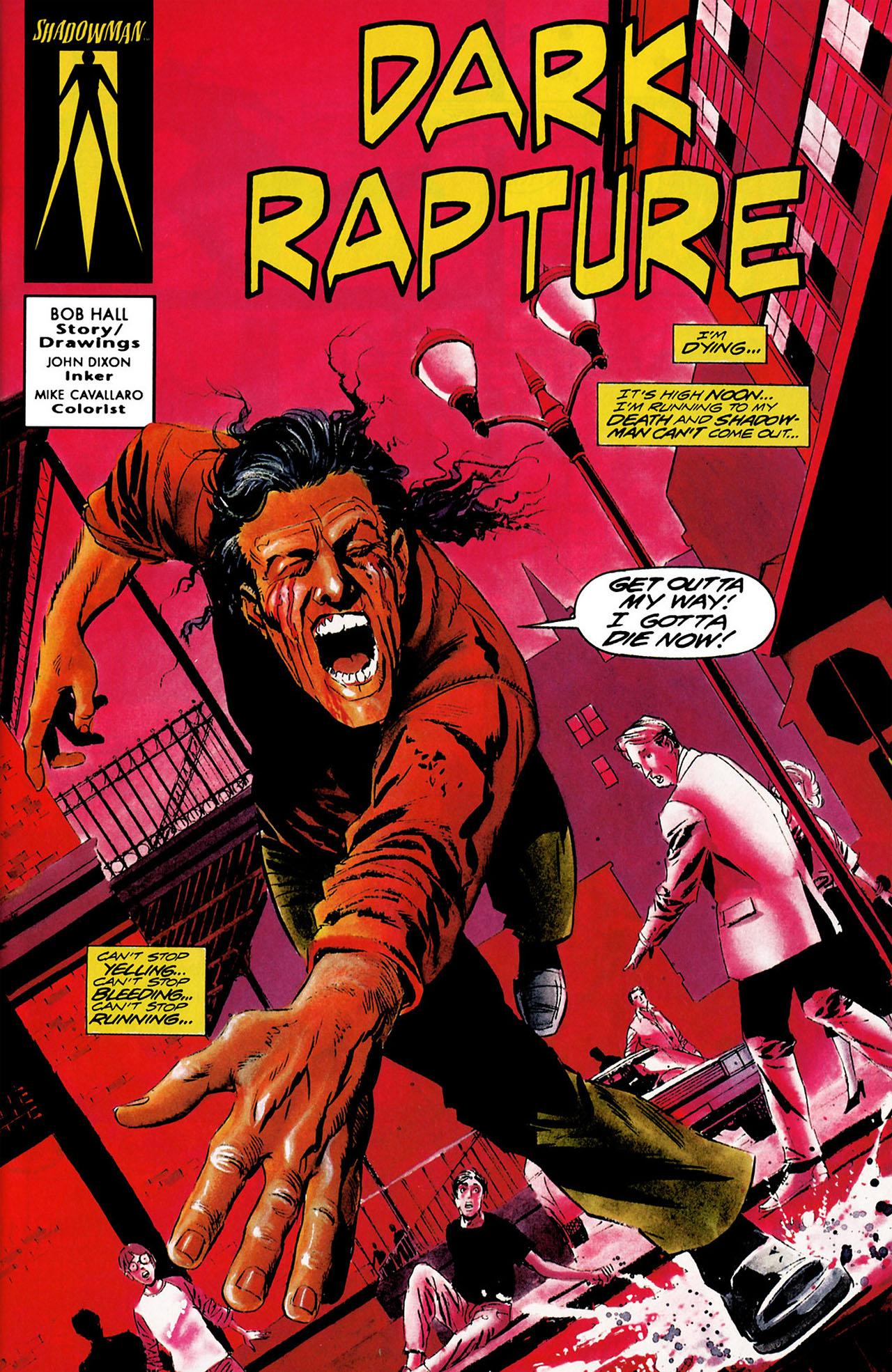 Read online Shadowman (1992) comic -  Issue #12 - 4