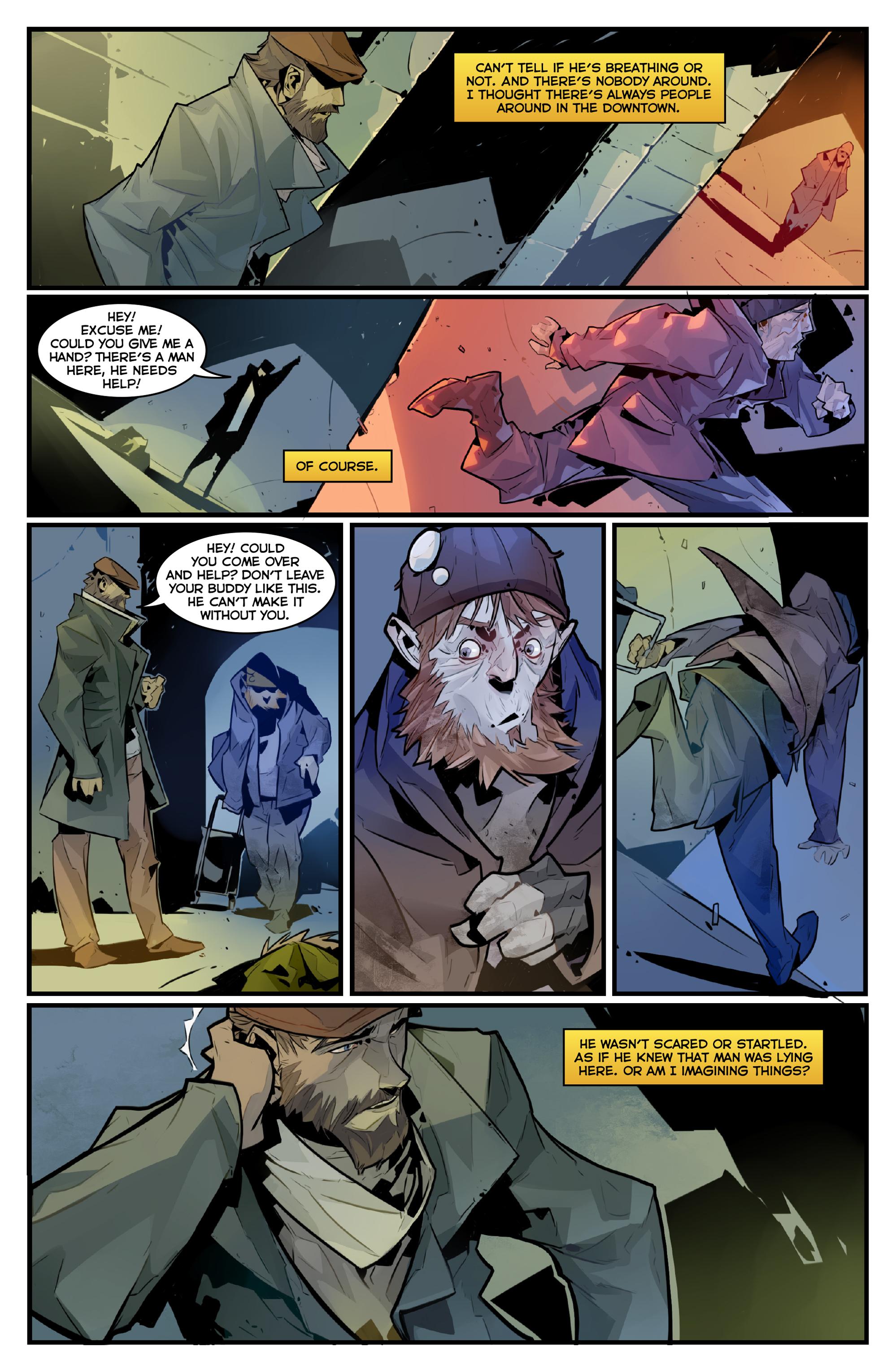 Read online Igor Grom comic -  Issue #4 - 18