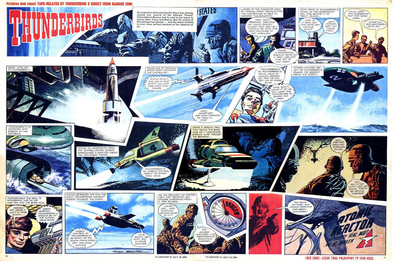 Read online TV Century 21 (TV 21) comic -  Issue #79 - 10
