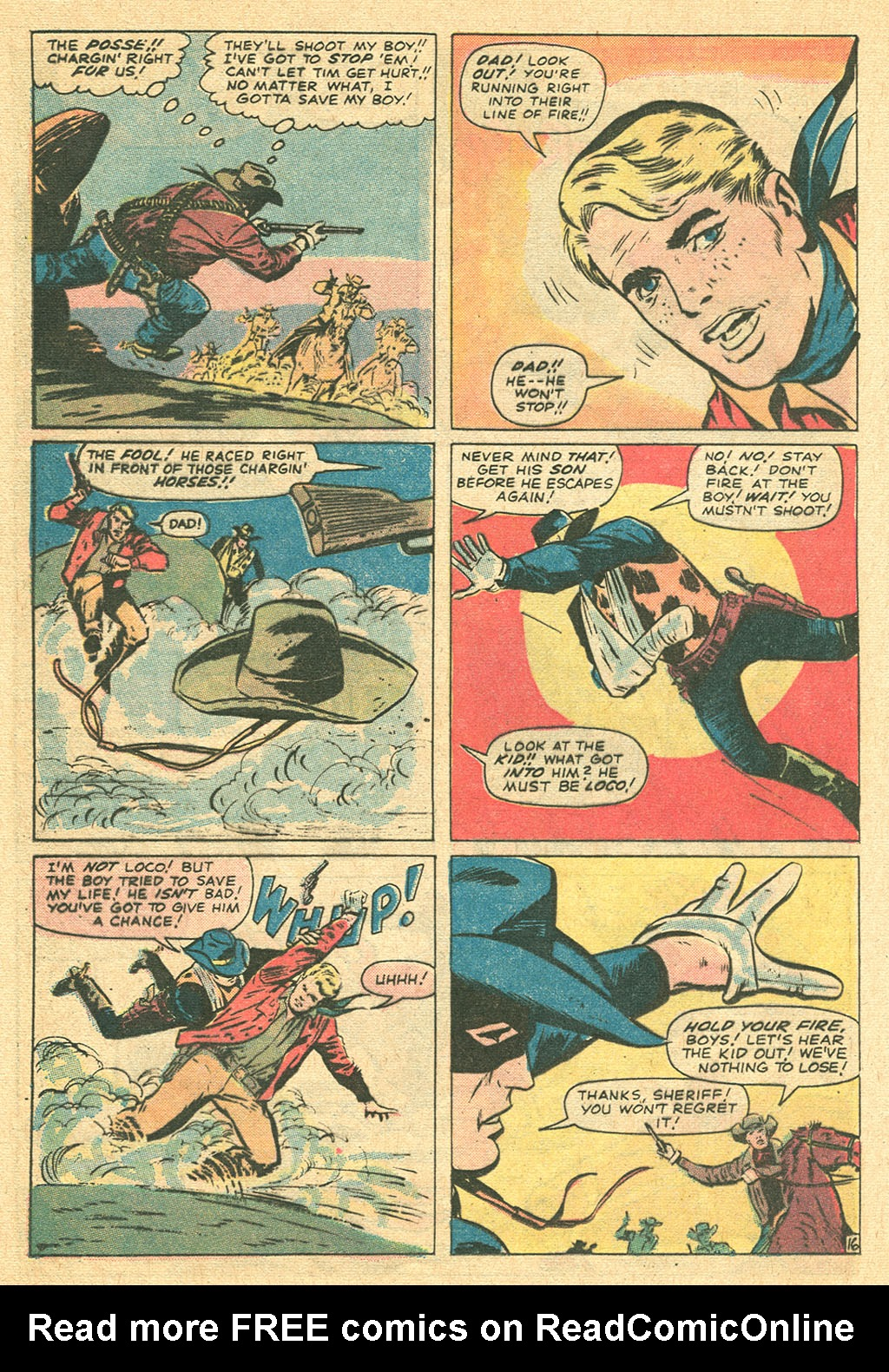 Read online Two-Gun Kid comic -  Issue #107 - 23