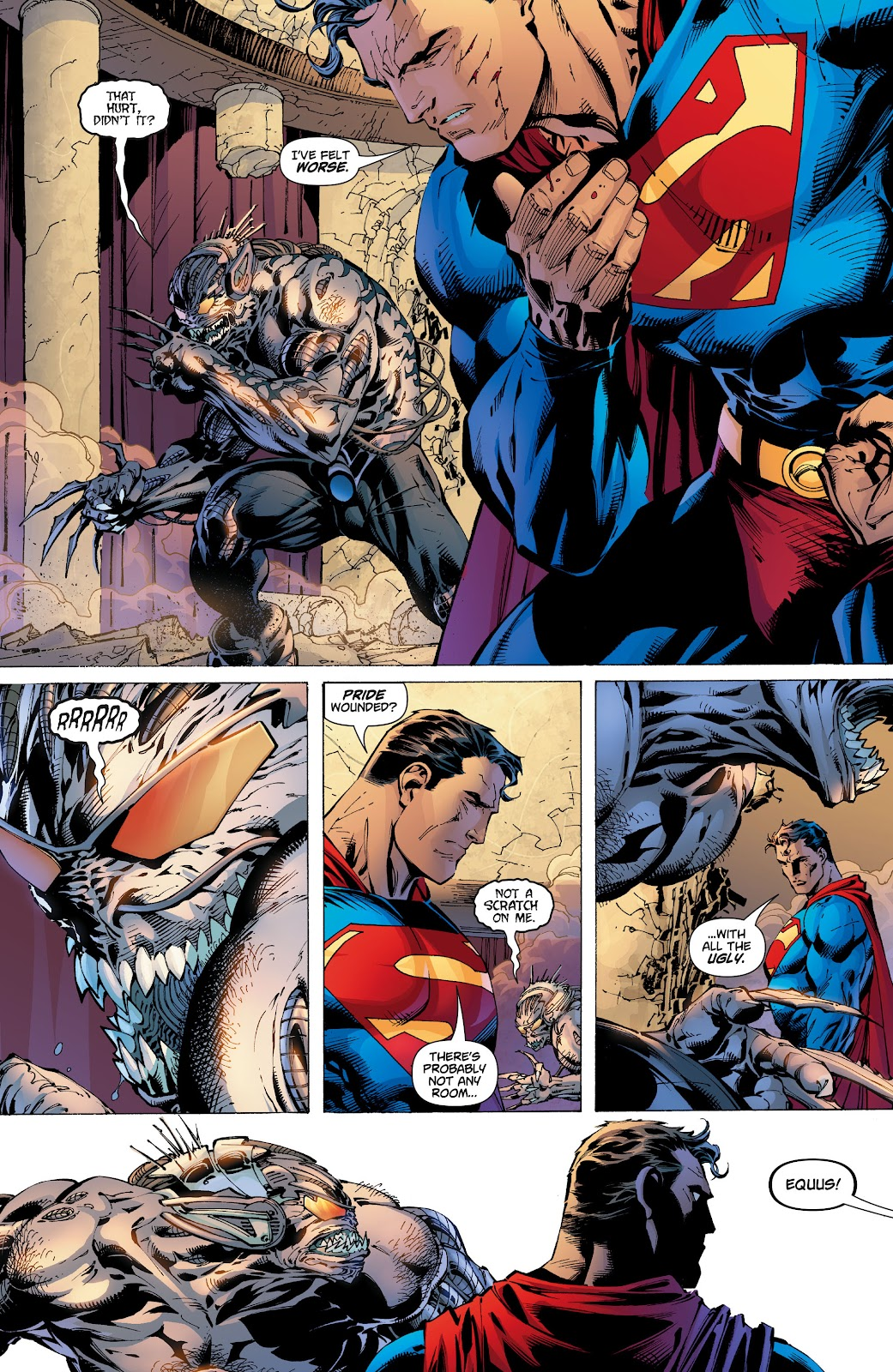 Read online Superman: For Tomorrow comic -  Issue # TPB (Part 1) - 70