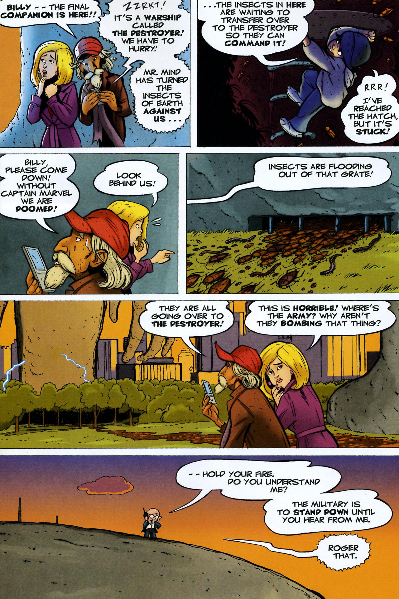 Read online Shazam!: The Monster Society of Evil comic -  Issue #4 - 25
