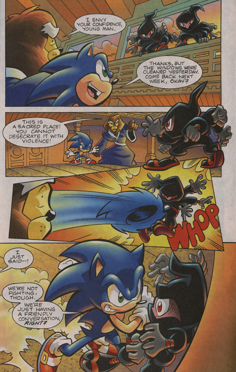 Read online Sonic Universe comic -  Issue #13 - 6