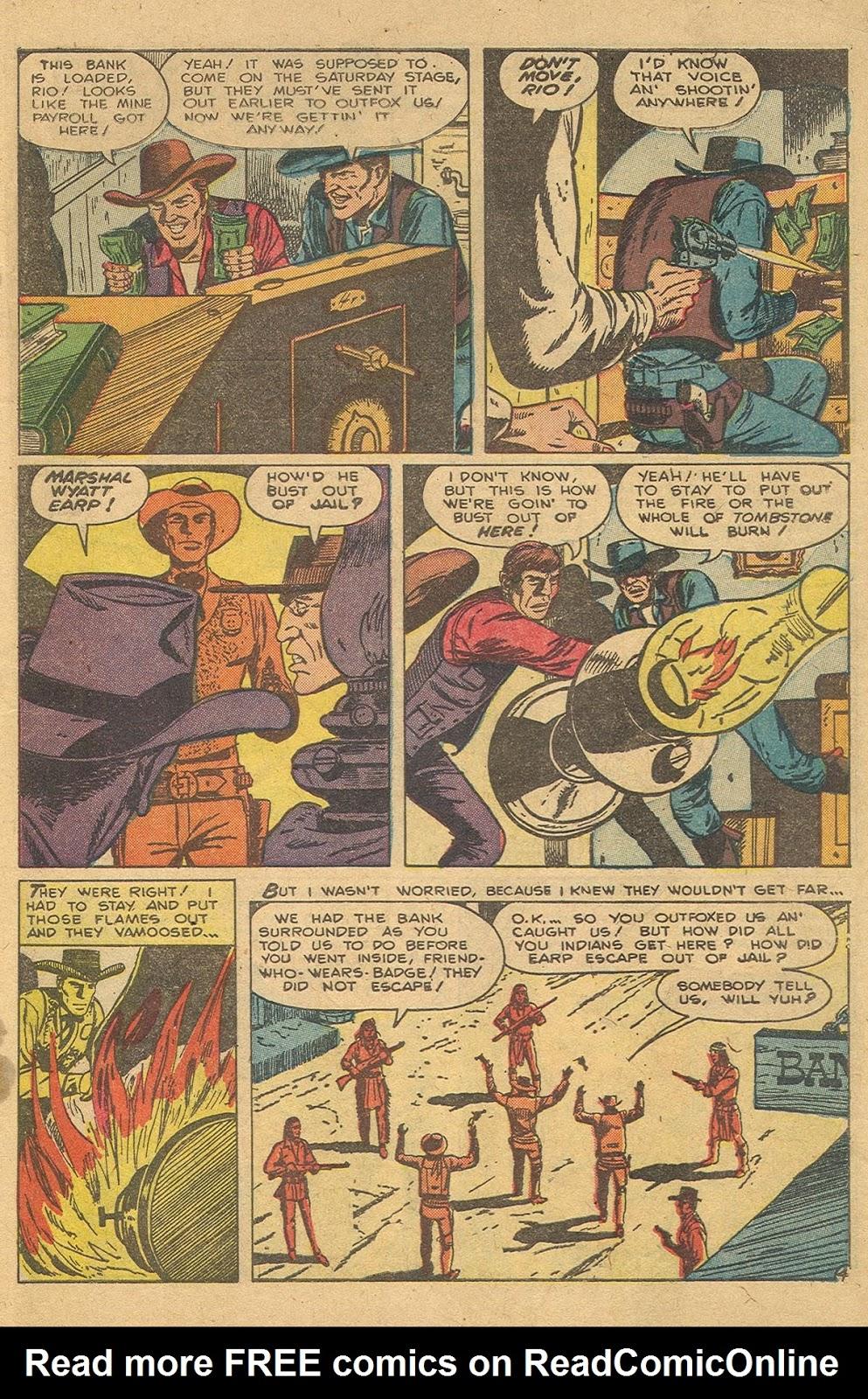 Gunsmoke Western issue 44 - Page 31
