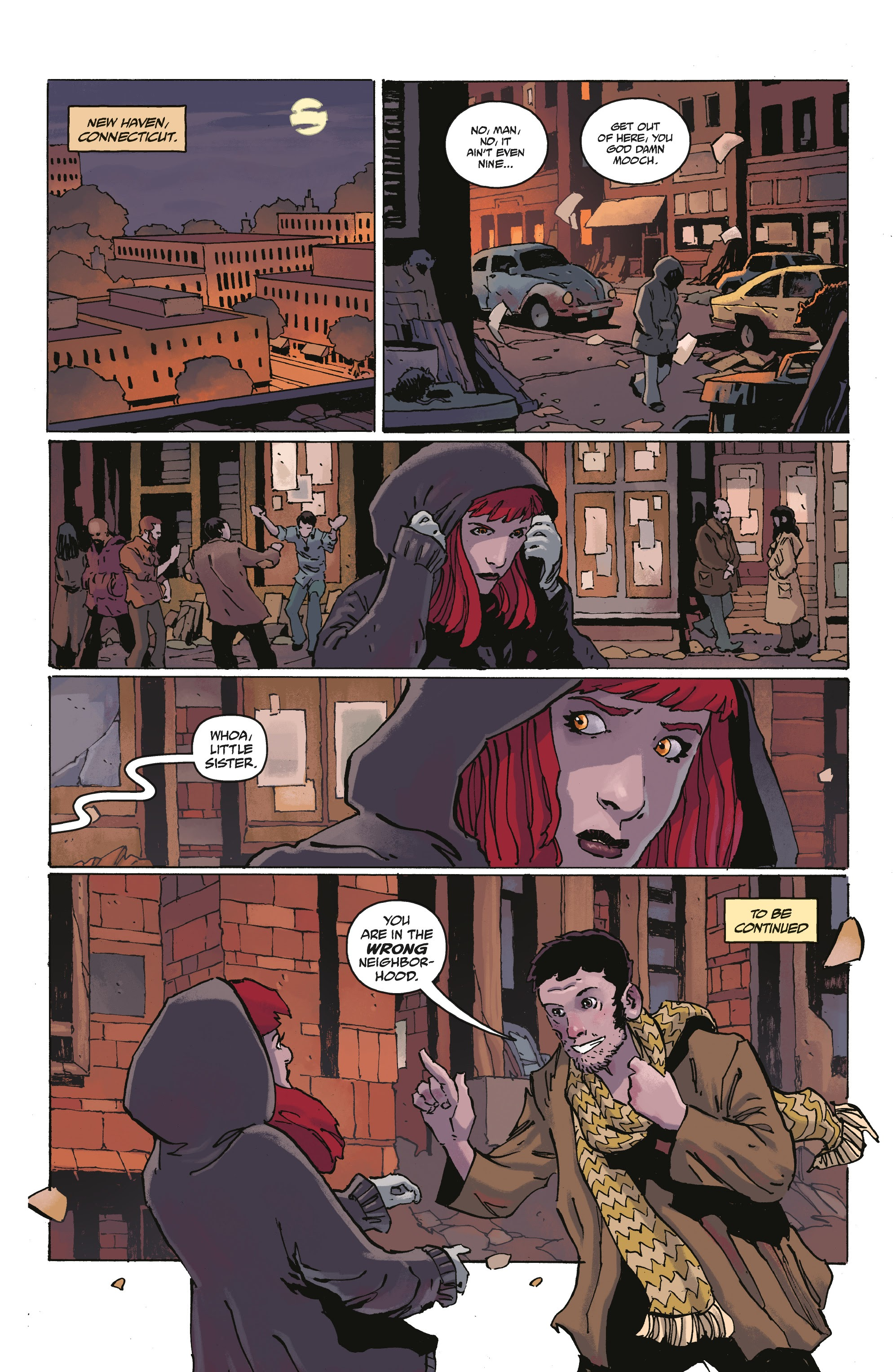 Hellboy and the B.P.R.D.: Saturn Returns 1 Page 23