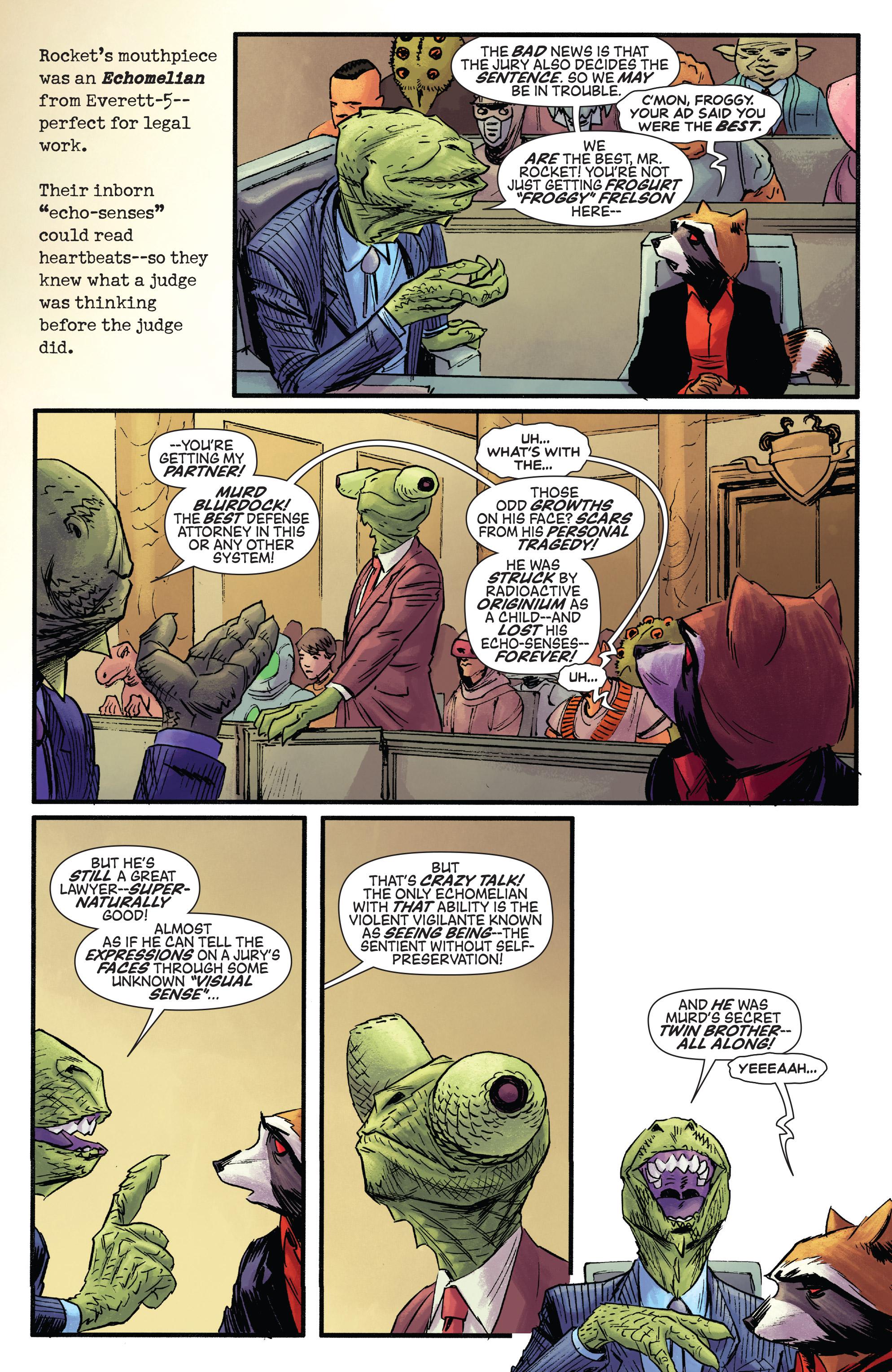 Read online Rocket comic -  Issue #2 - 15