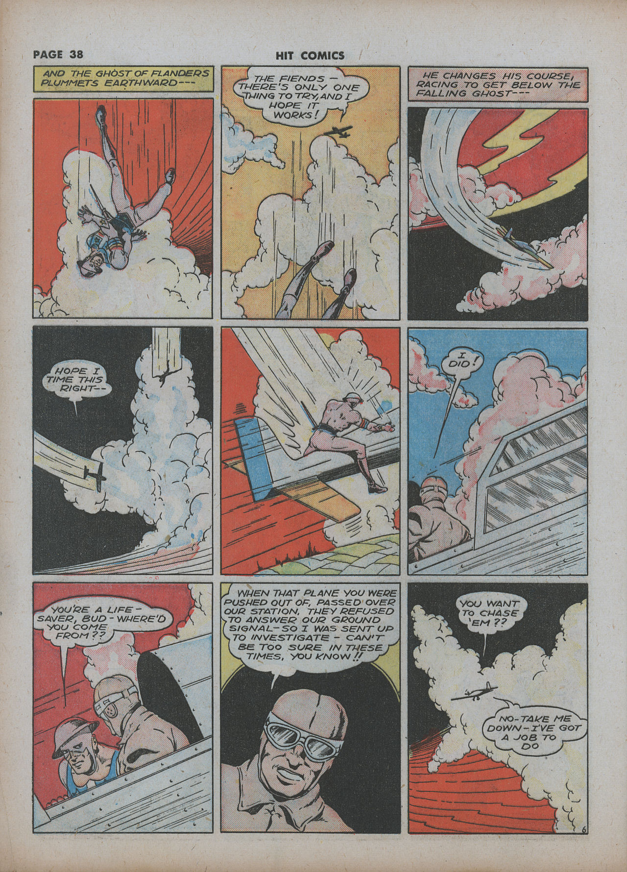 Read online Hit Comics comic -  Issue #22 - 40