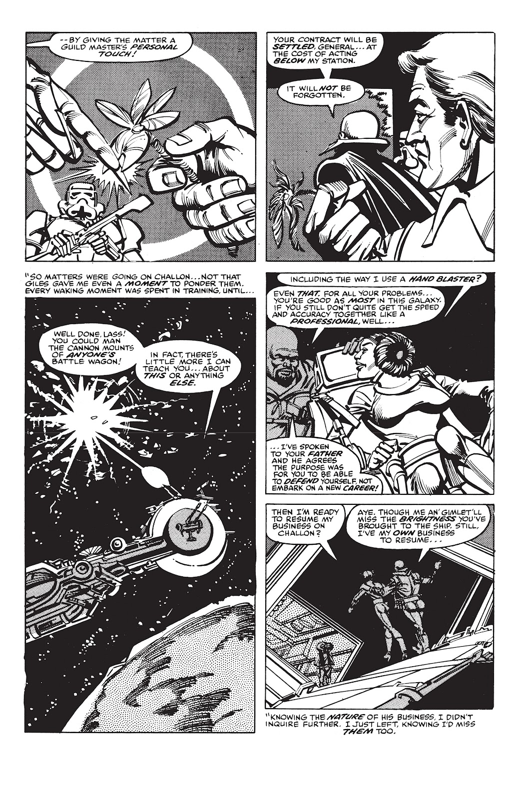 Read online Star Wars Legends: The Original Marvel Years - Epic Collection comic -  Issue # TPB 2 (Part 4) - 71