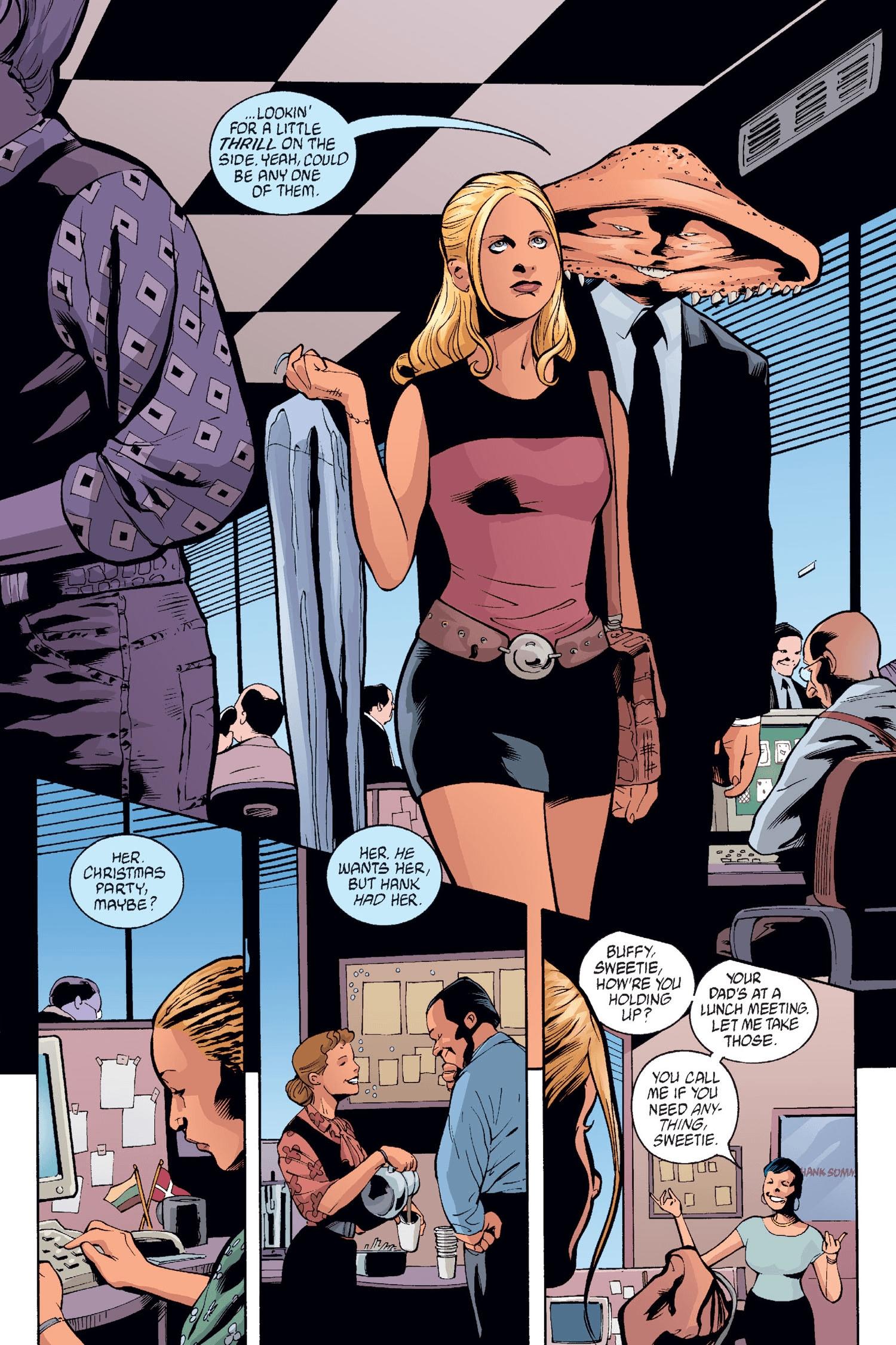 Read online Buffy the Vampire Slayer: Omnibus comic -  Issue # TPB 2 - 33