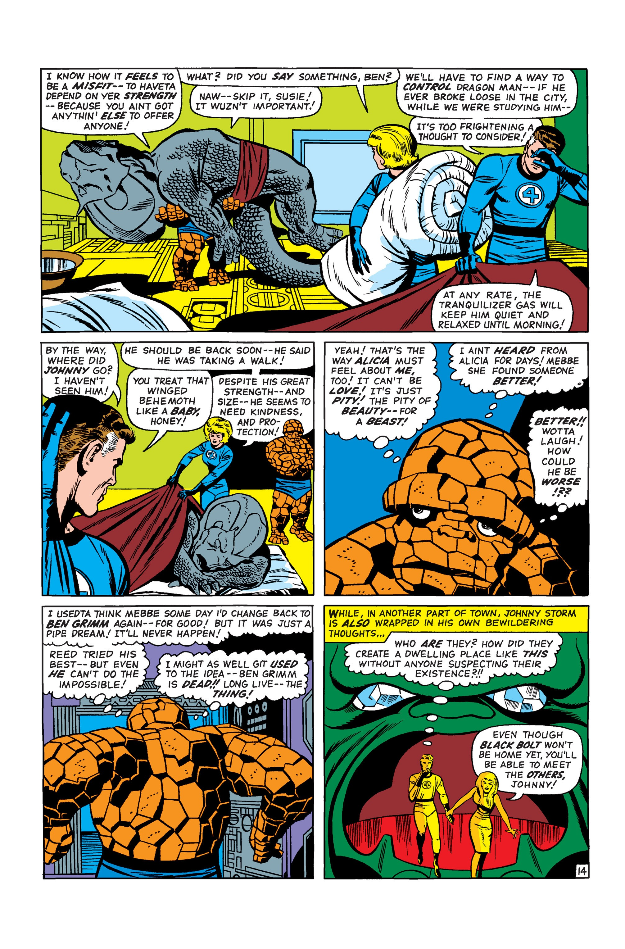 Marvel Masterworks: The Fantastic Four TPB_5_(Part_2) Page 1