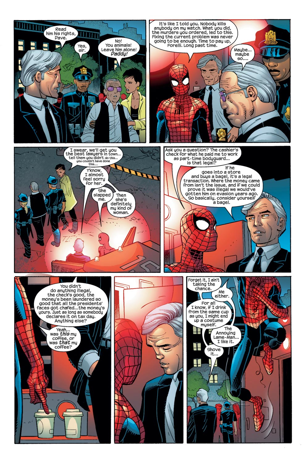 The Amazing Spider-Man (1999) 54 Page 19