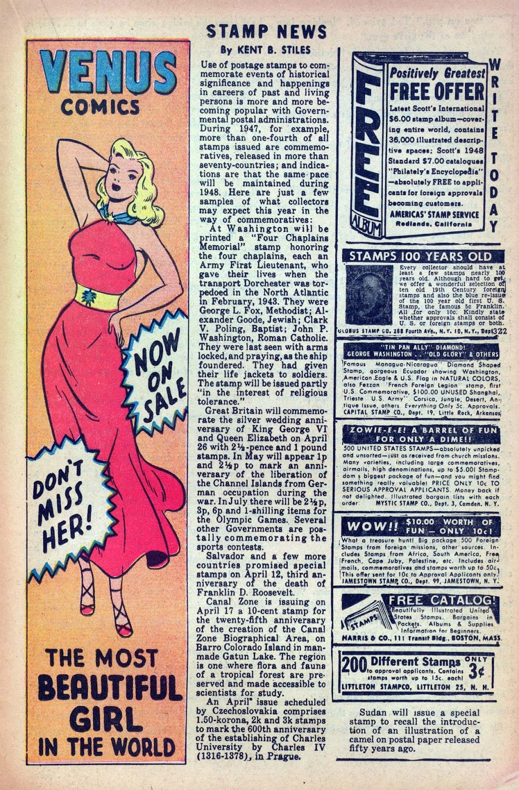 Read online Millie the Model comic -  Issue #13 - 23