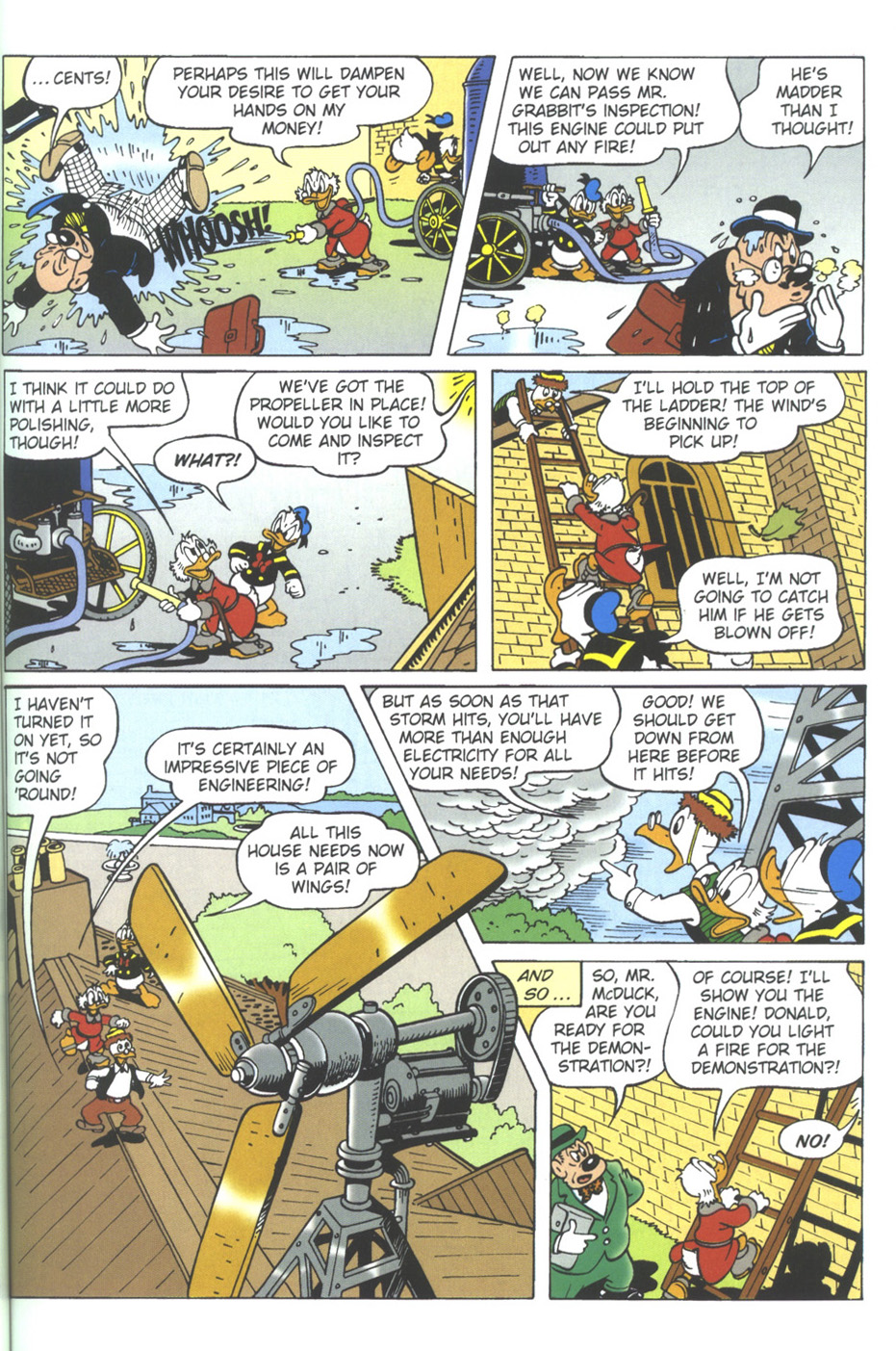 Read online Uncle Scrooge (1953) comic -  Issue #309 - 29