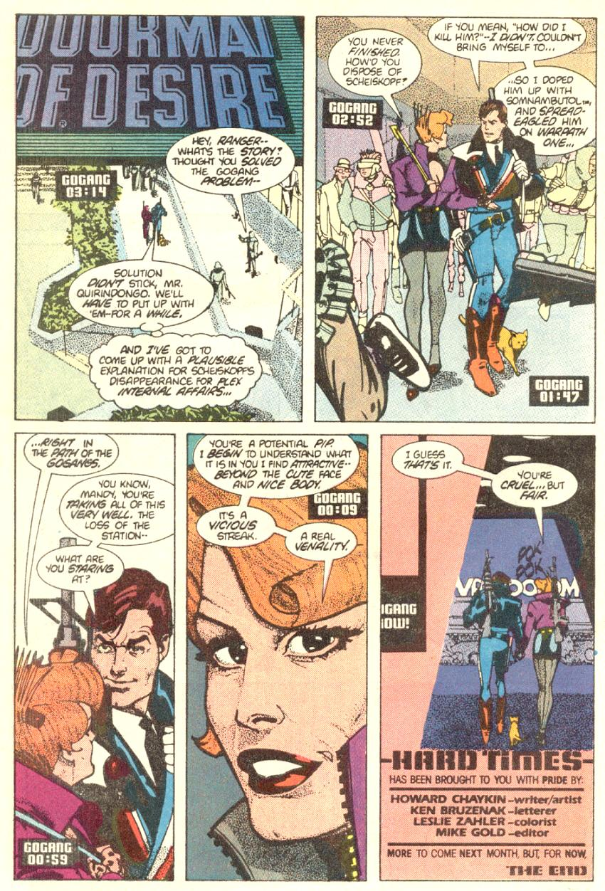 American Flagg! issue 3 - Page 29