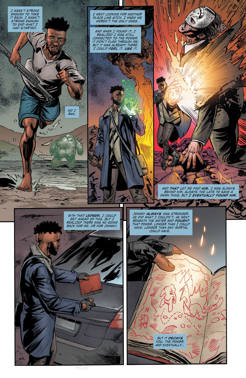 Read online The Curse of Brimstone: Ashes comic -  Issue # TPB (Part 1) - 78