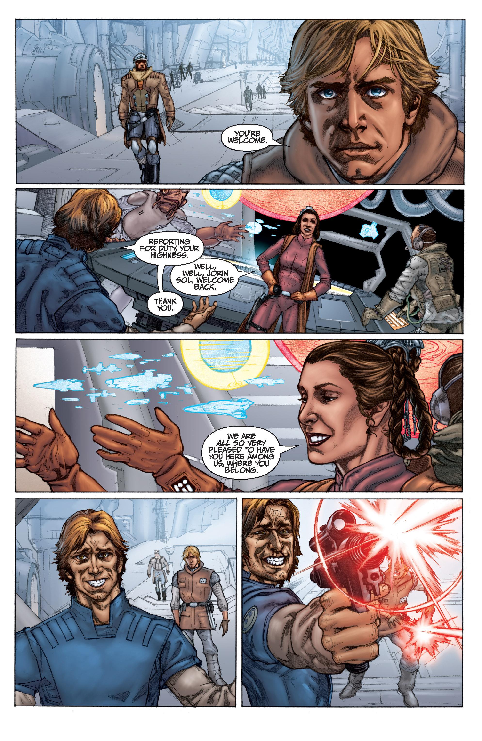 Read online Star Wars Omnibus comic -  Issue # Vol. 22 - 408