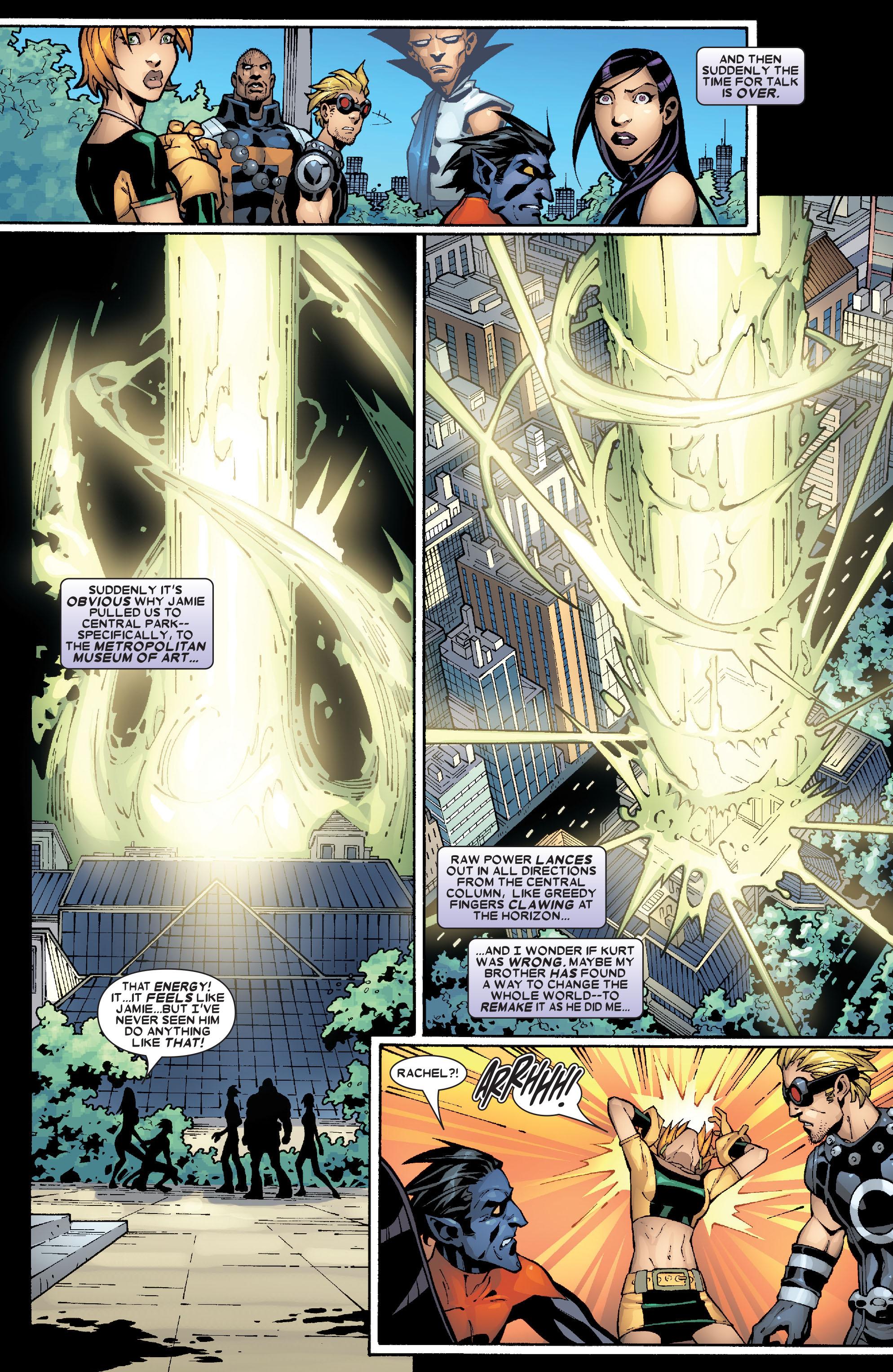 Uncanny X-Men (1963) 473 Page 10