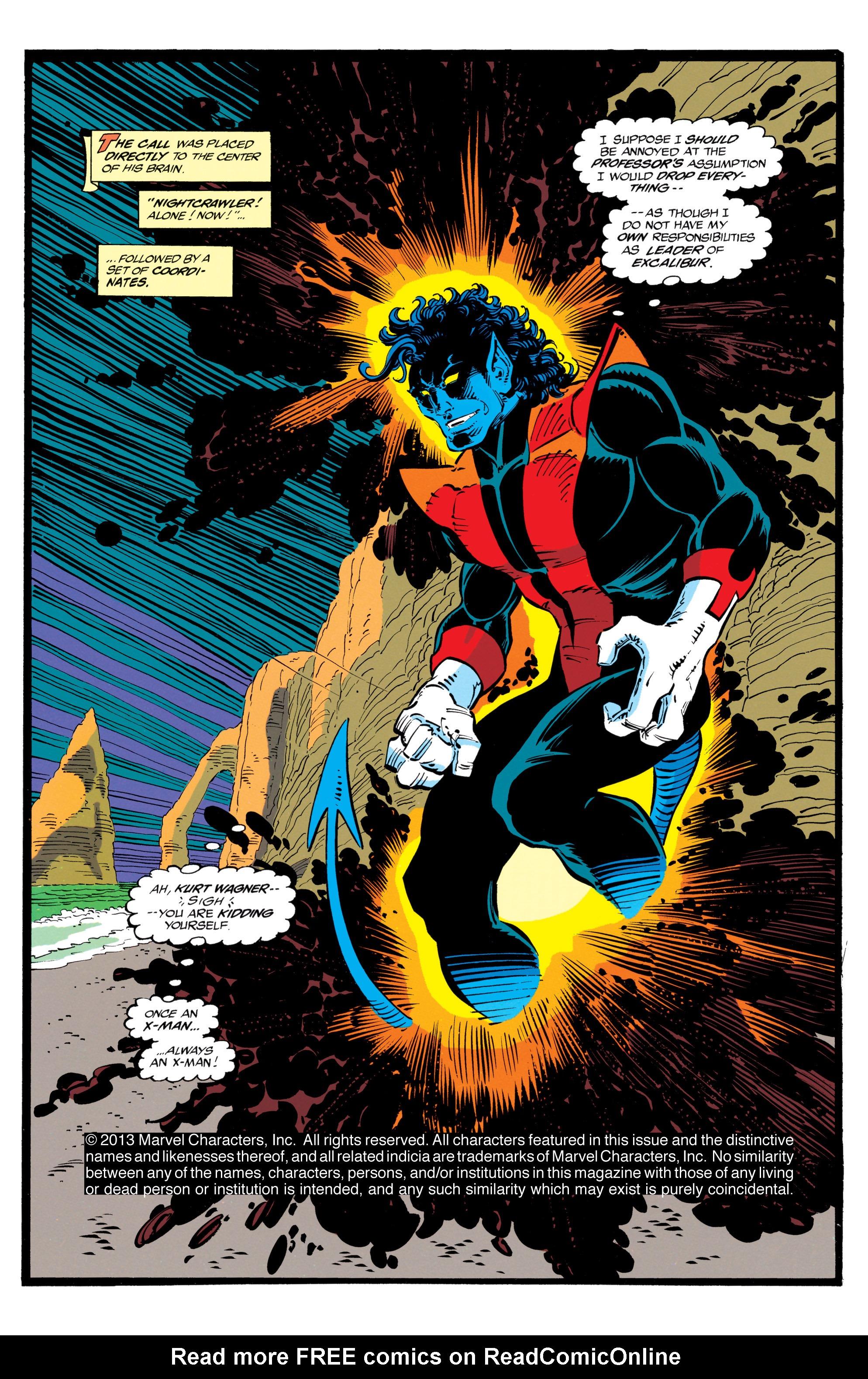 Uncanny X-Men (1963) 300 Page 2