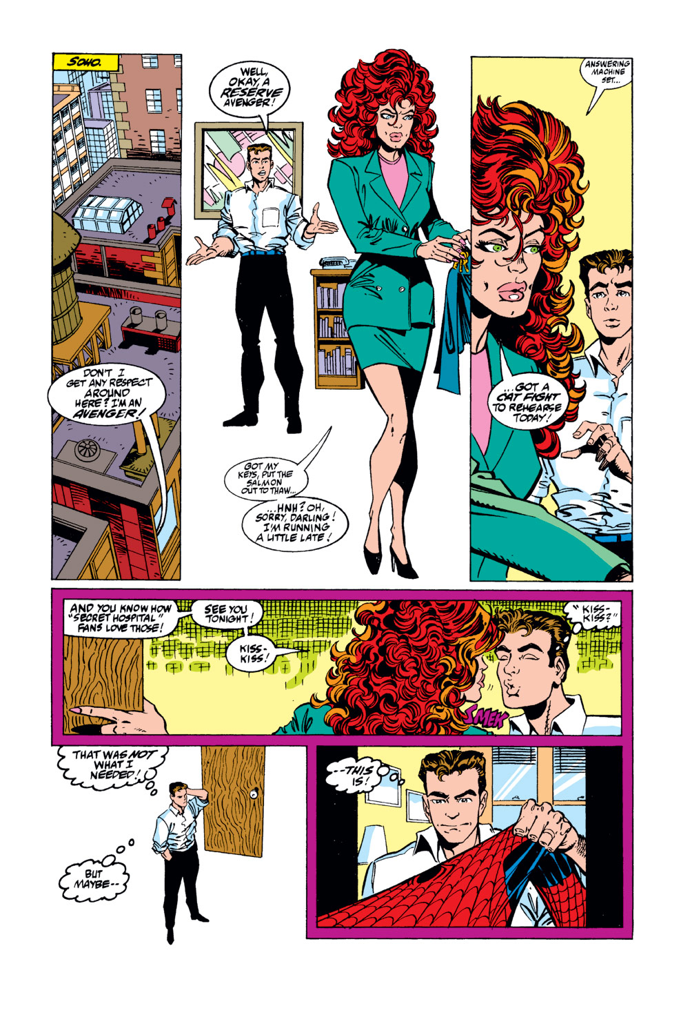 The Amazing Spider-Man (1963) 348 Page 4