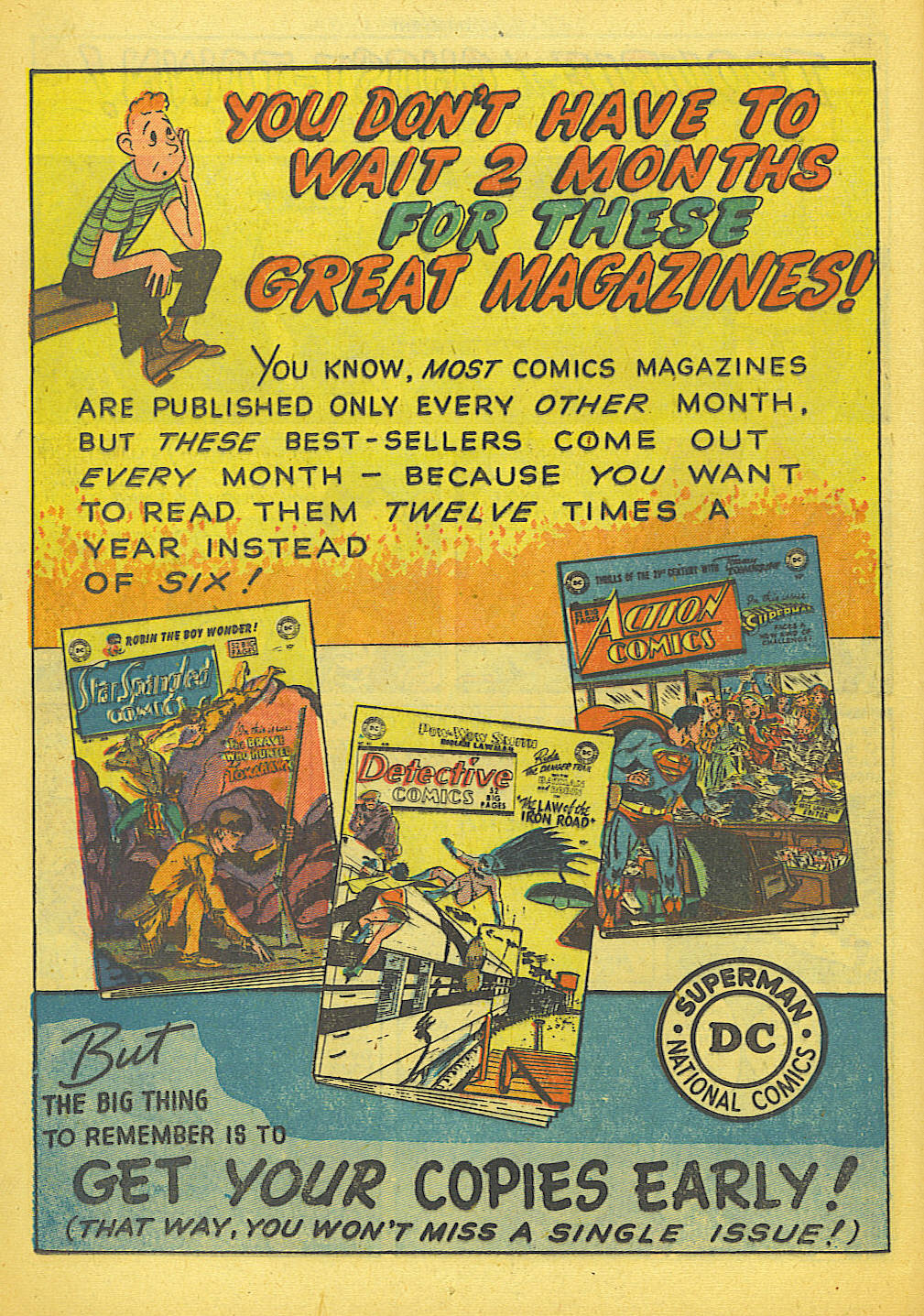 Read online Adventure Comics (1938) comic -  Issue #155 - 16