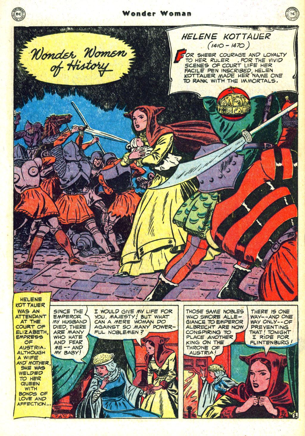 Read online Wonder Woman (1942) comic -  Issue #45 - 23