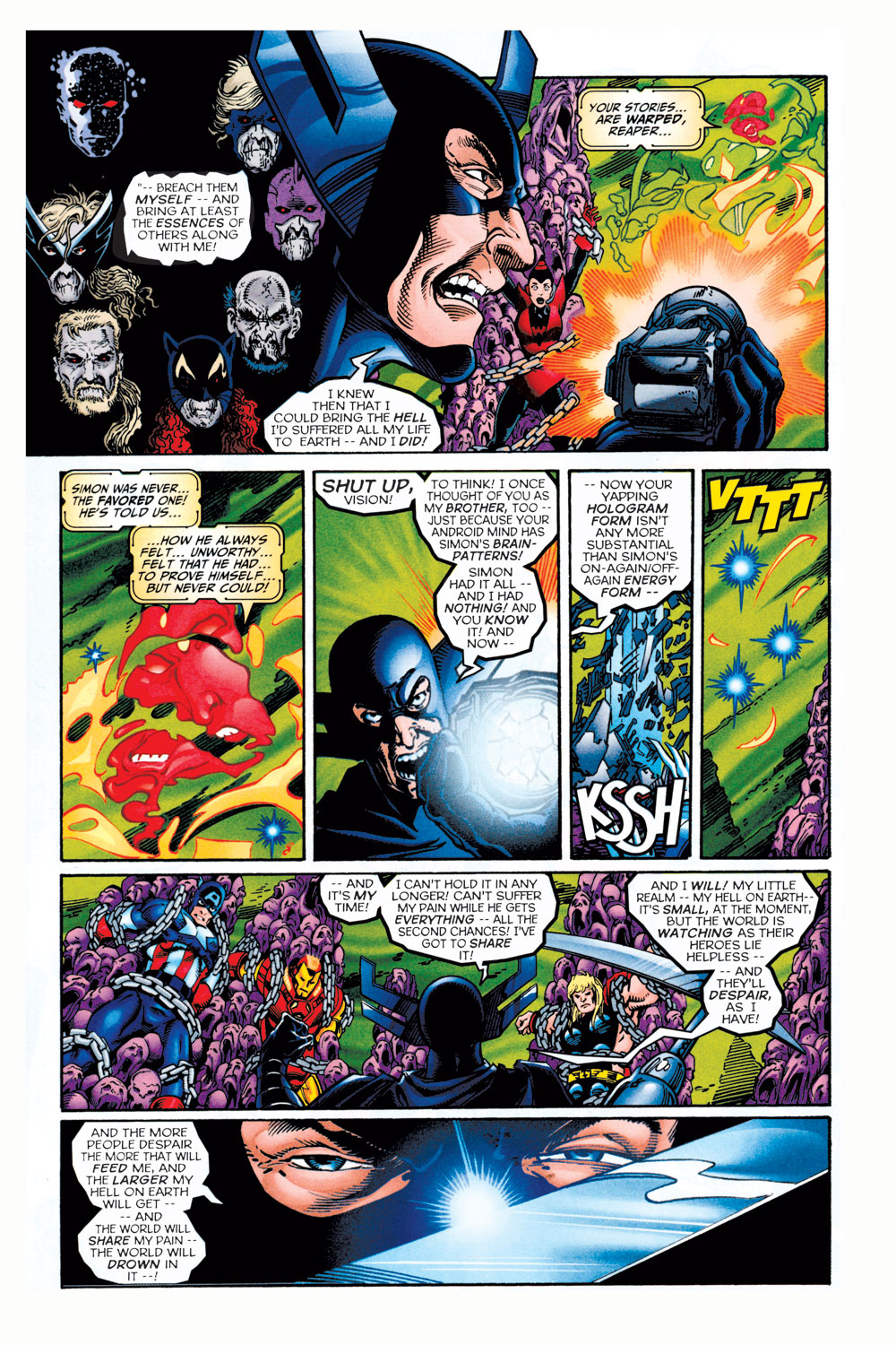 Read online Avengers (1998) comic -  Issue #11 - 6
