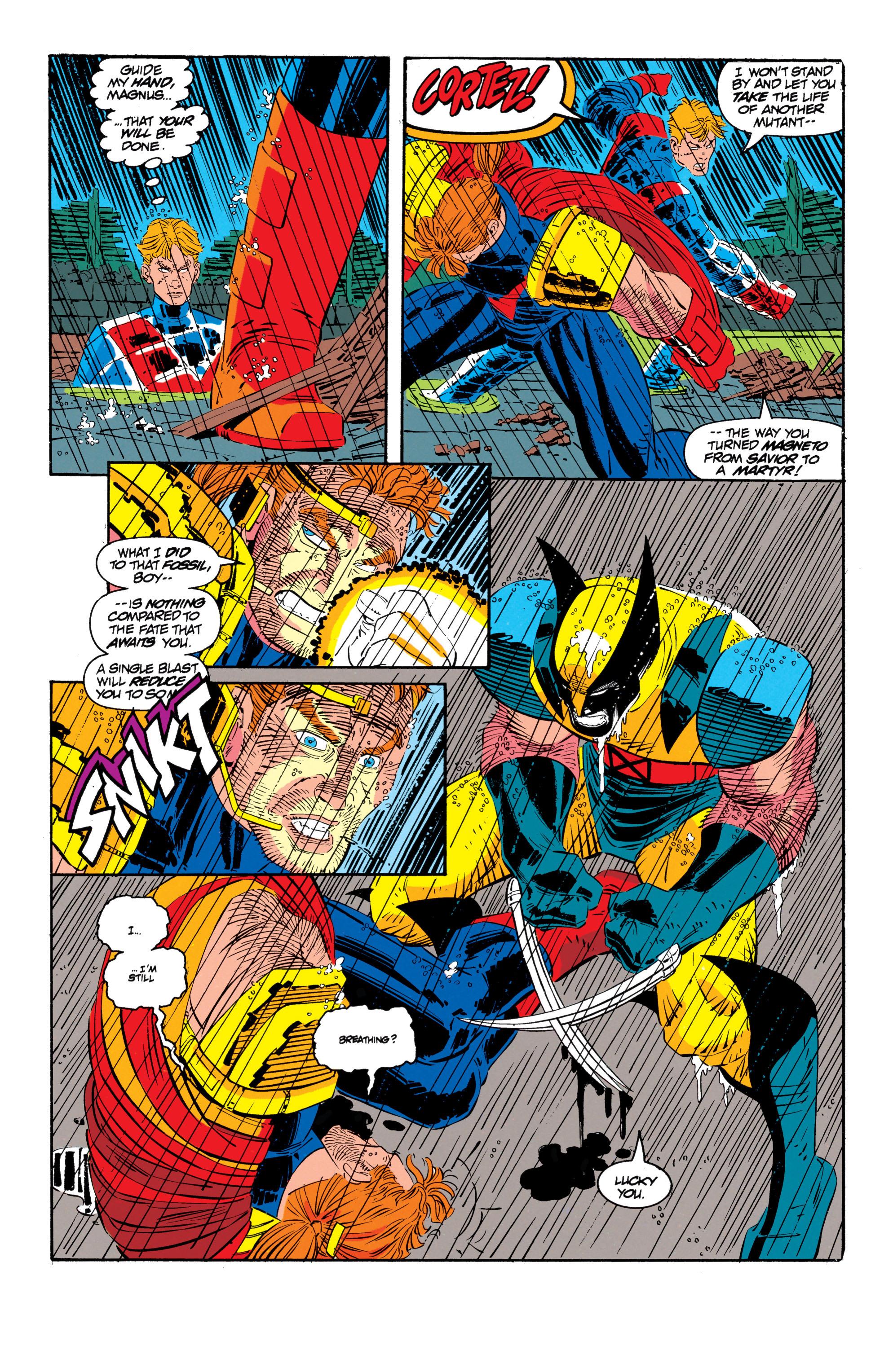 Read online Uncanny X-Men (1963) comic -  Issue #300 - 43