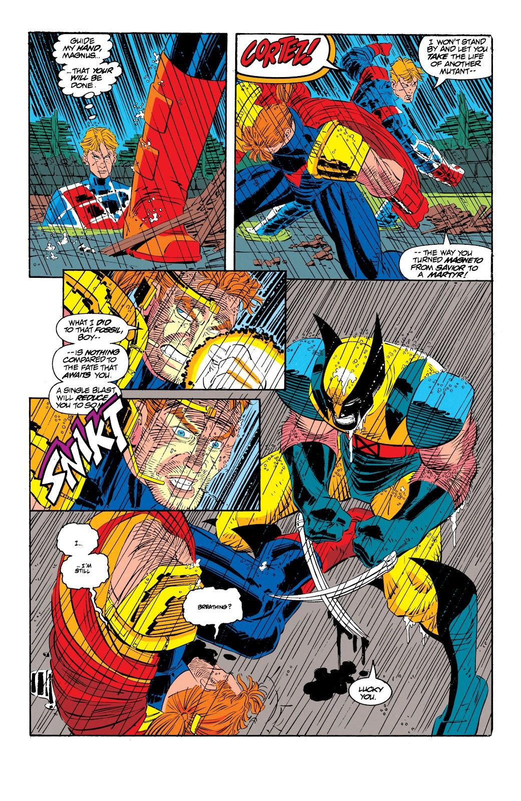 Uncanny X-Men (1963) issue 300 - Page 43