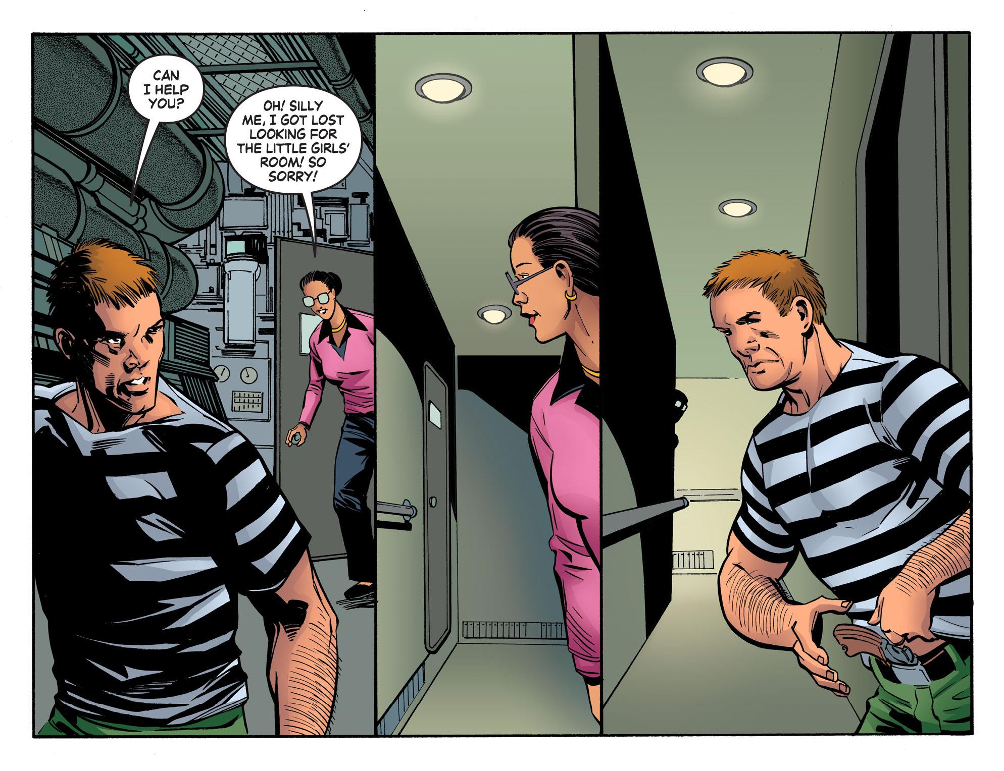 Read online Wonder Woman '77 [I] comic -  Issue #19 - 16