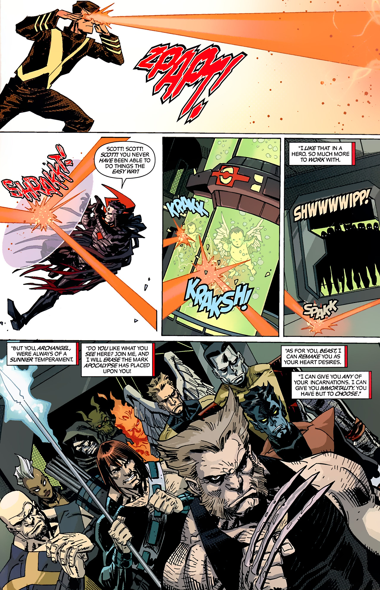 Read online X-Factor Forever comic -  Issue #4 - 15