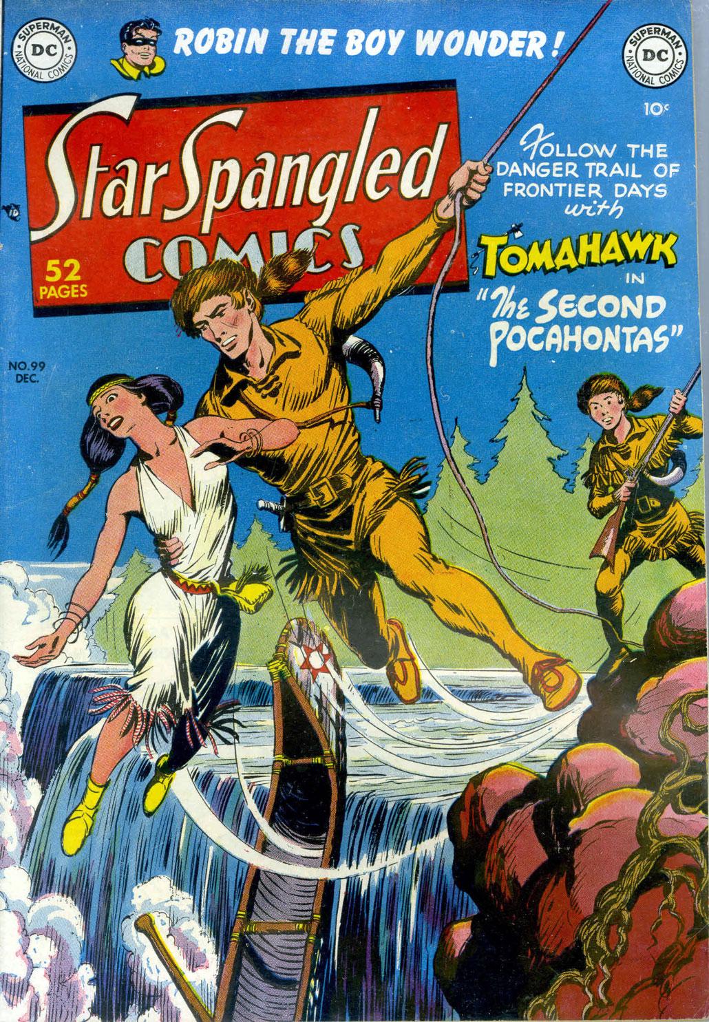 Star Spangled Comics (1941) 99 Page 1