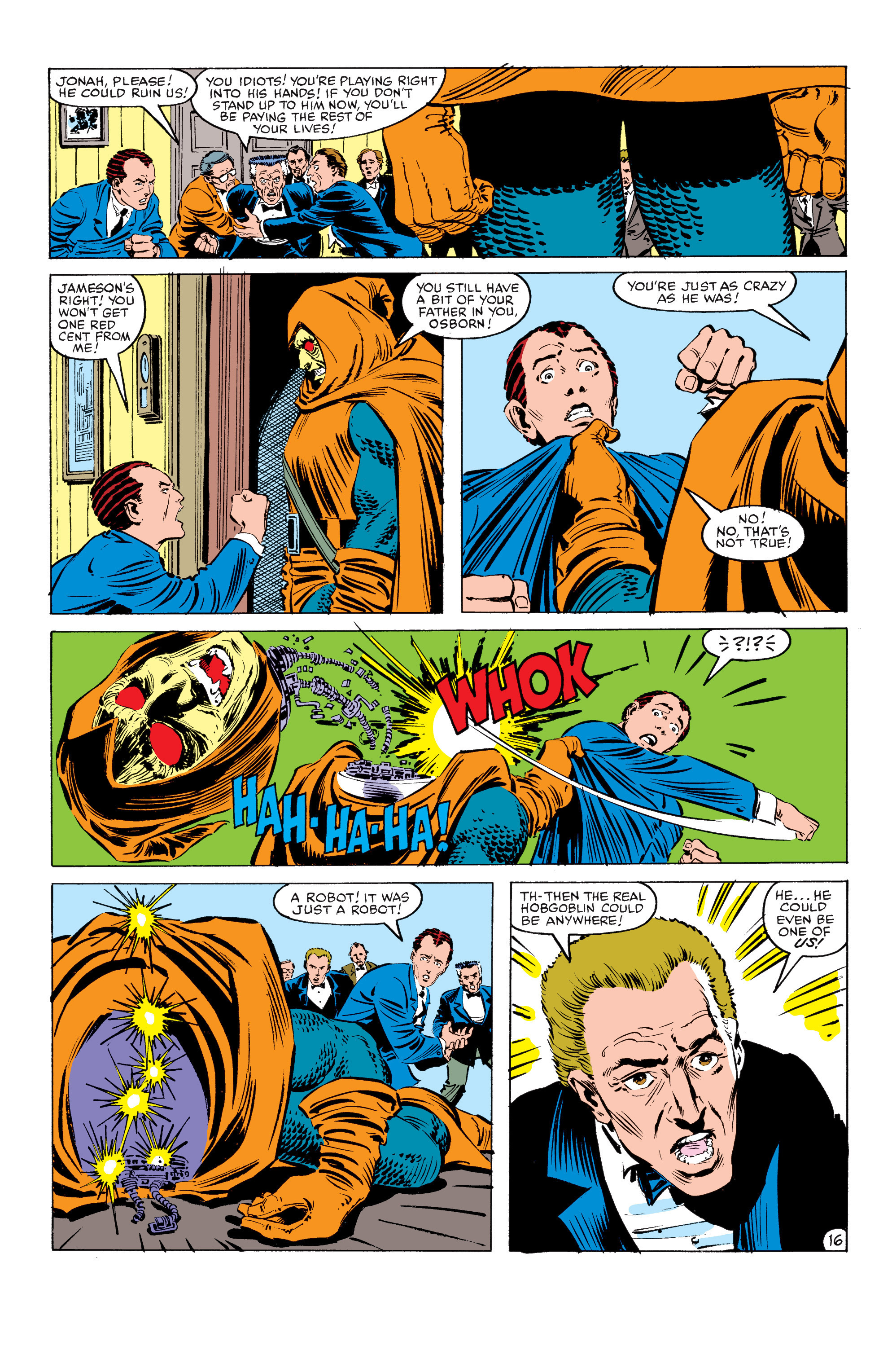 The Amazing Spider-Man (1963) 249 Page 16