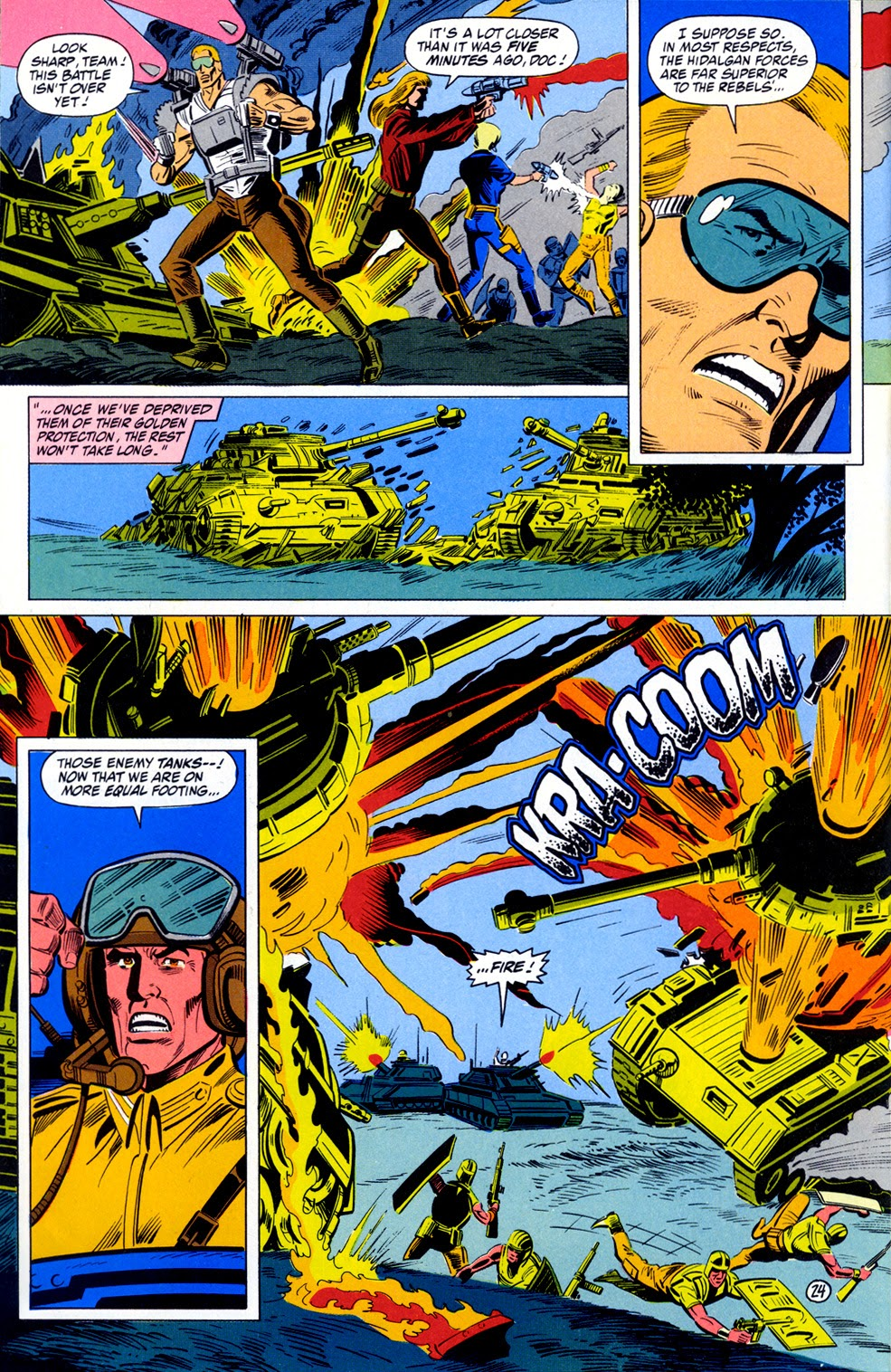 Doc Savage (1988) issue 10 - Page 26