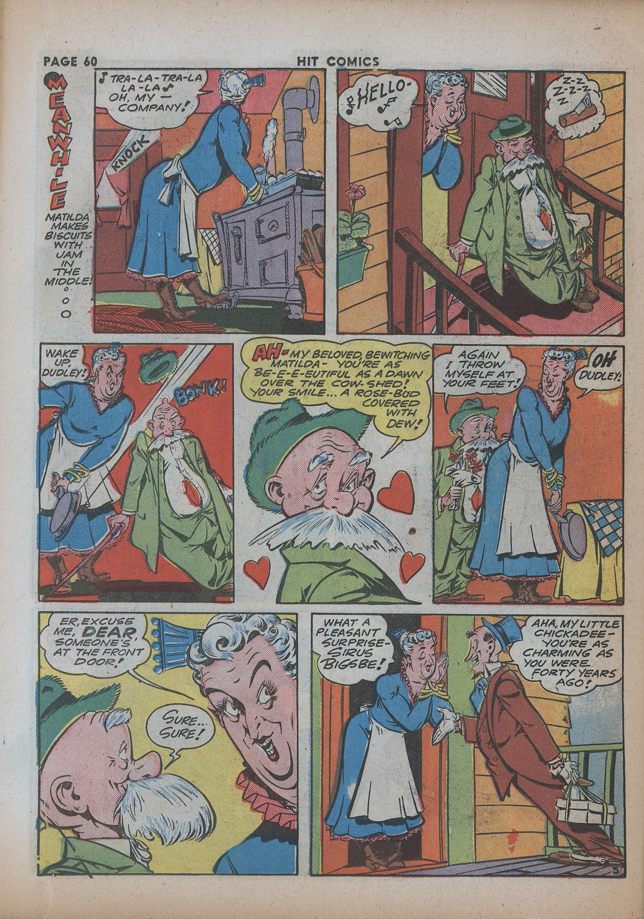 Read online Hit Comics comic -  Issue #26 - 61