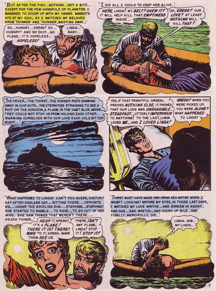 Read online Shock SuspenStories comic -  Issue #15 - 8
