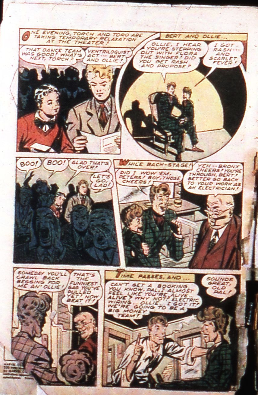Marvel Mystery Comics (1939) issue 75 - Page 5