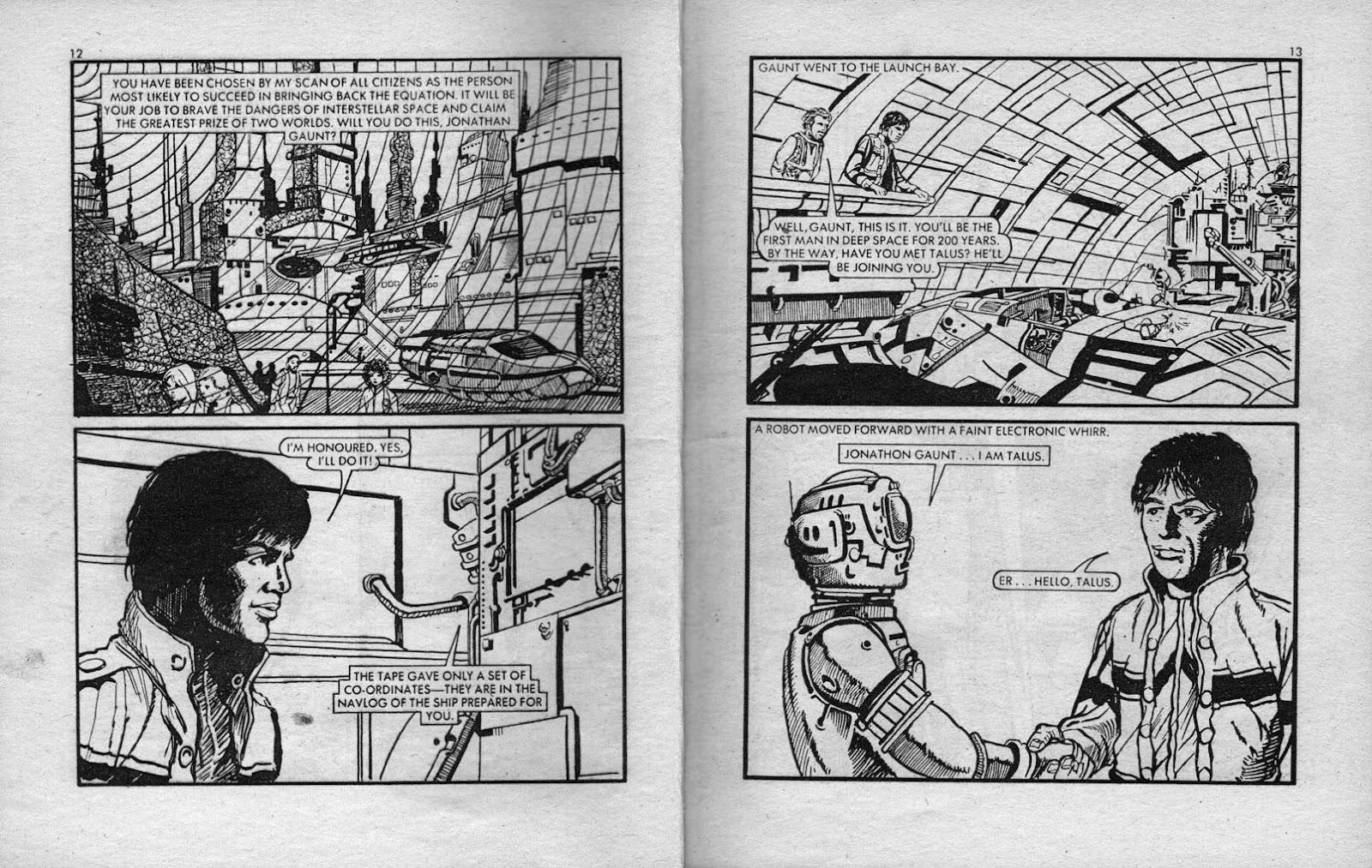Starblazer issue 28 - Page 7