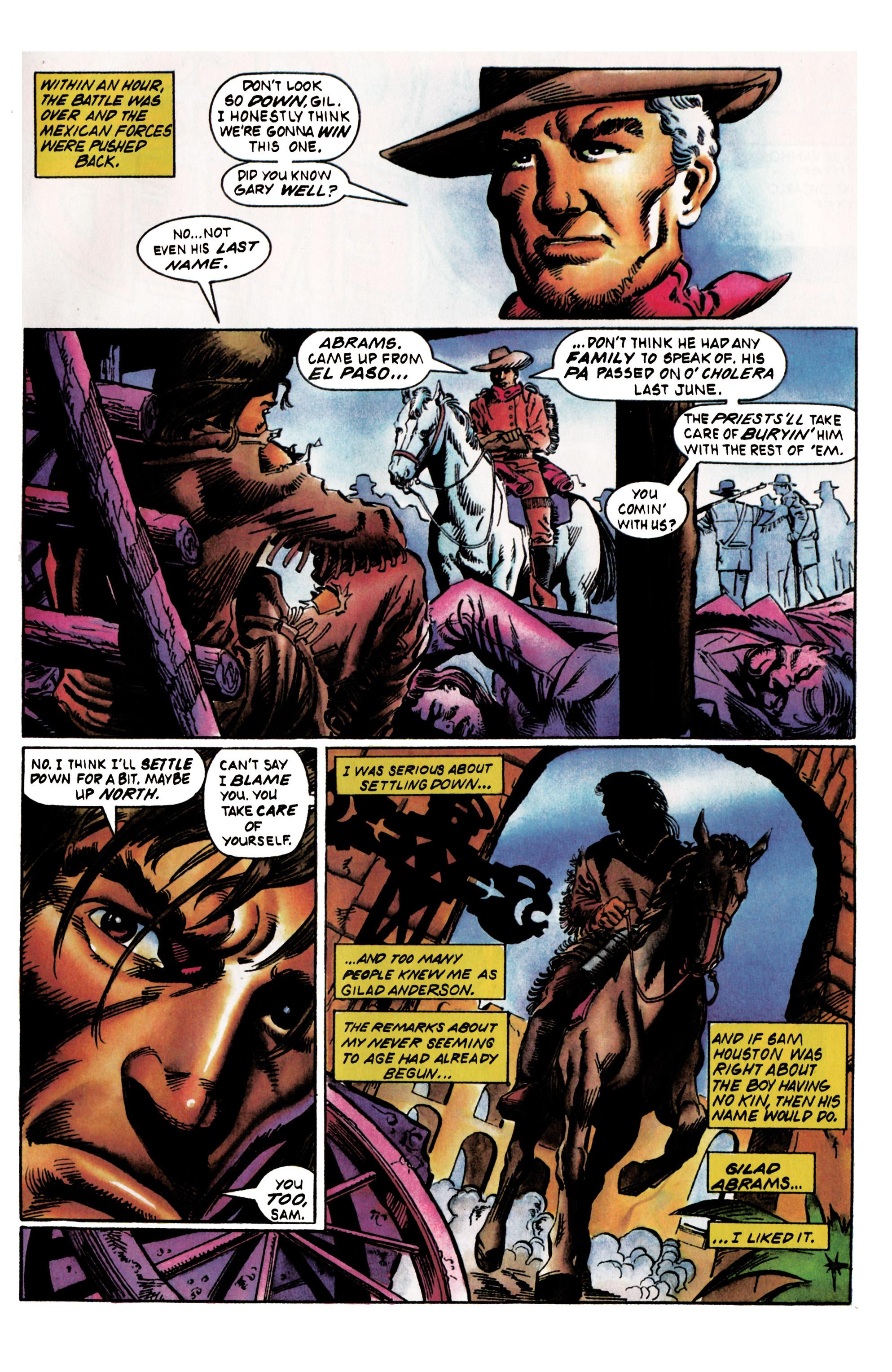 Read online Eternal Warrior (1992) comic -  Issue #20 - 4
