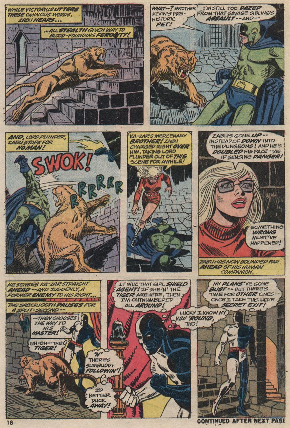 Read online Astonishing Tales (1970) comic -  Issue #20 - 14