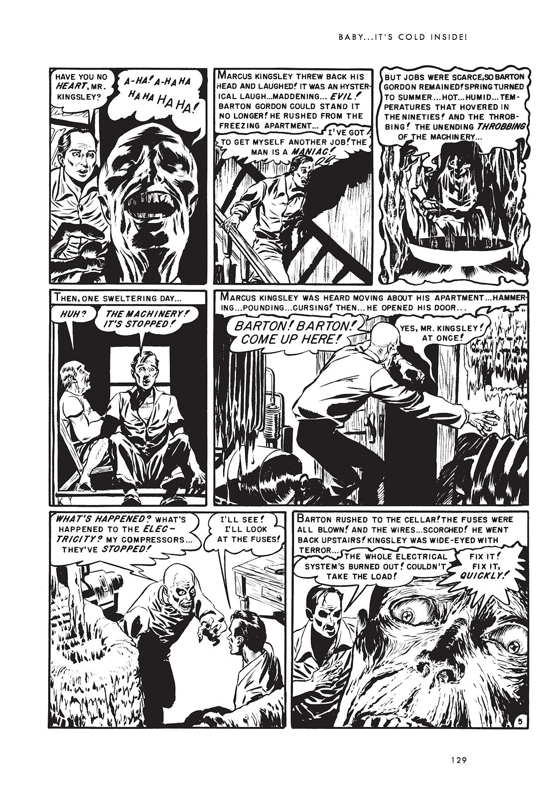 Read online Doctor of Horror and Other Stories comic -  Issue # TPB (Part 2) - 45