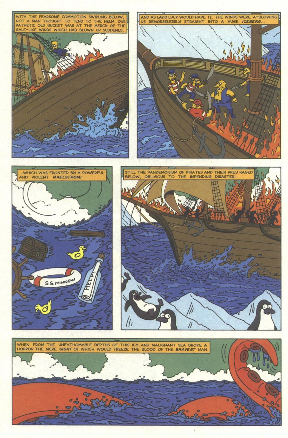 Read online Simpsons Comics comic -  Issue #27 - 29