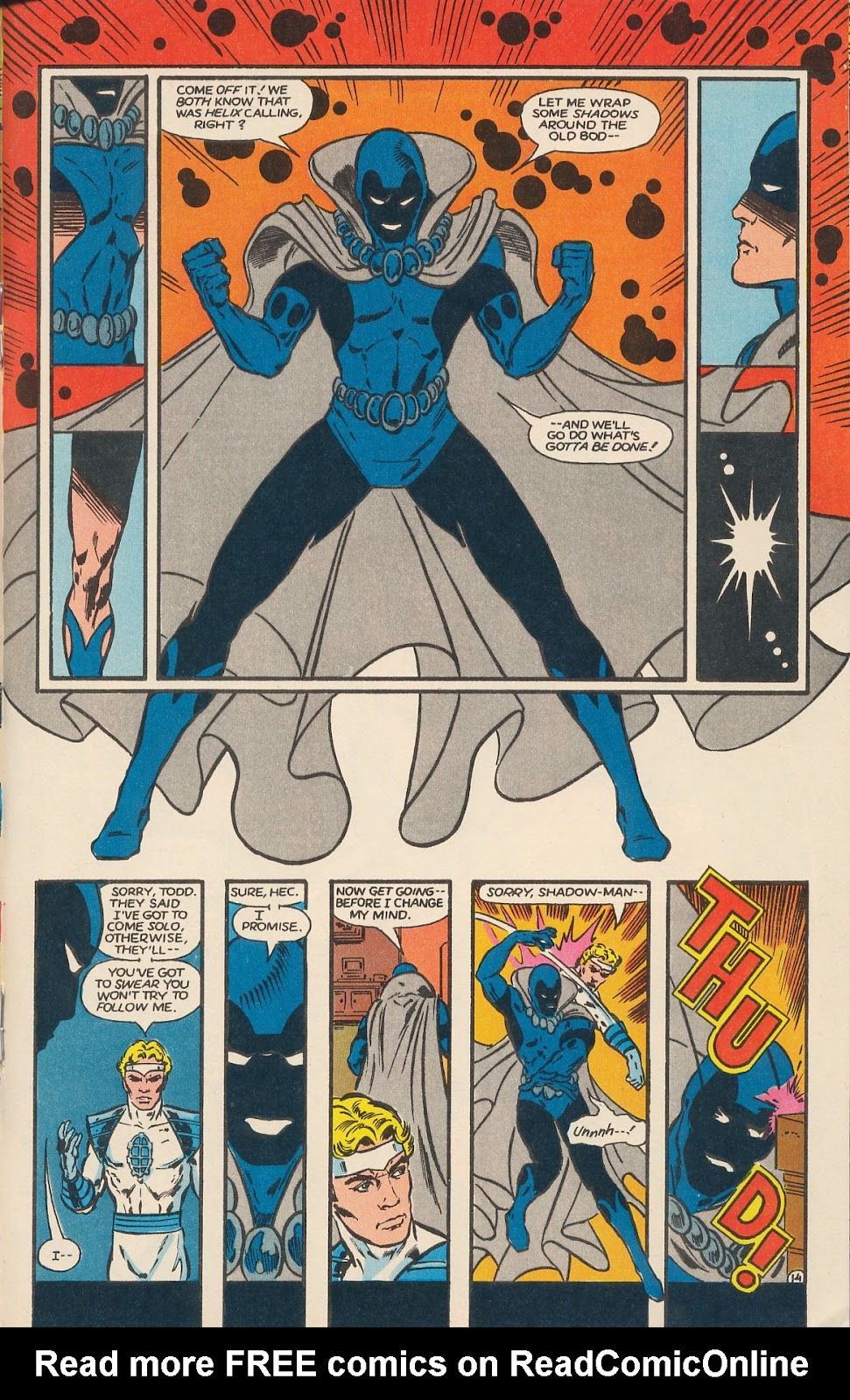 Infinity Inc. (1984) issue 17 - Page 18
