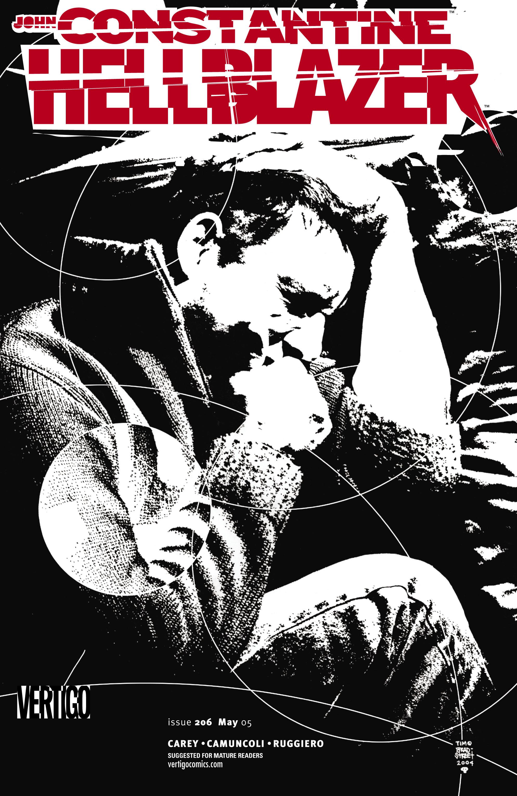 Hellblazer issue 206 - Page 1