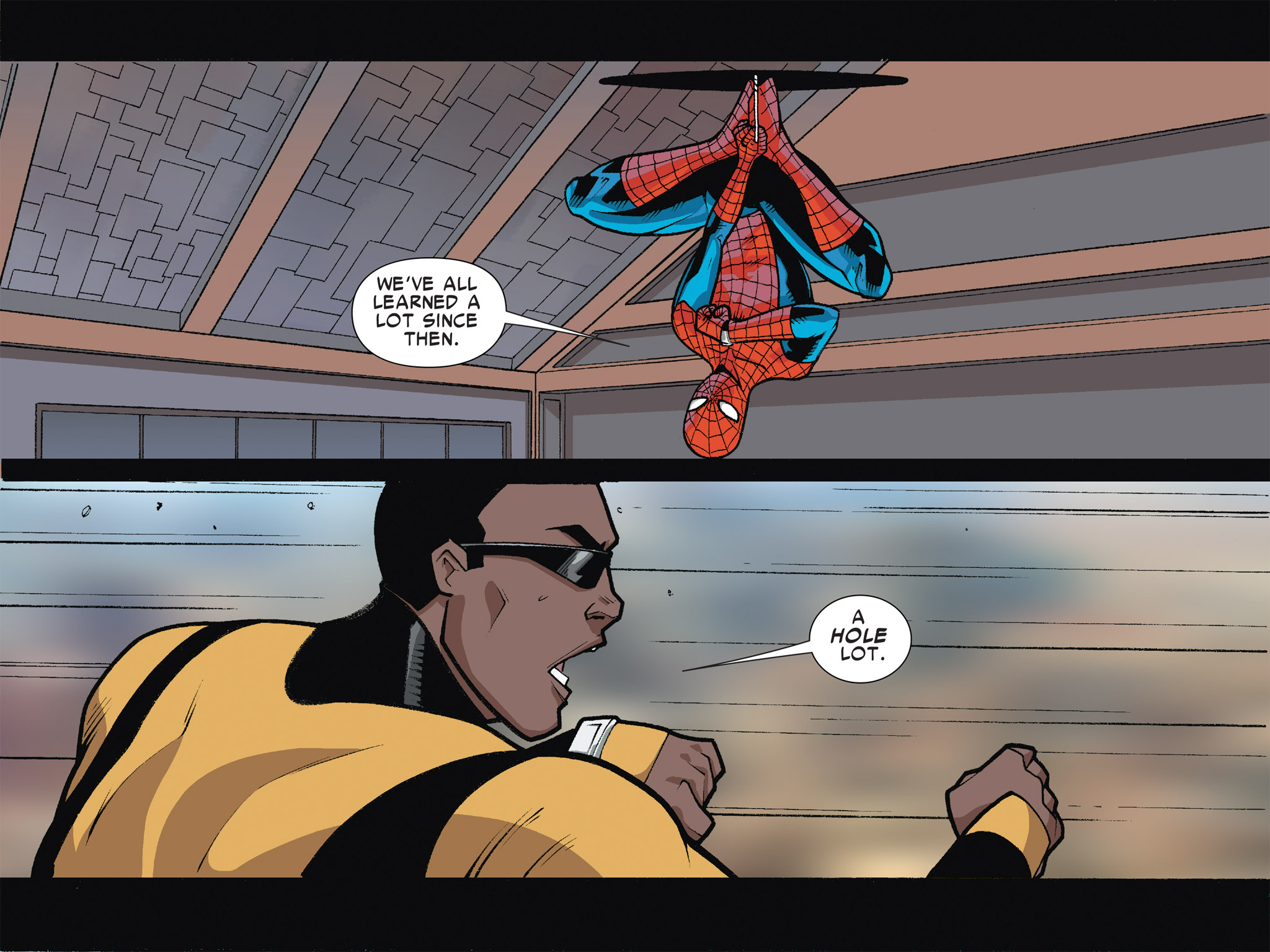 Read online Ultimate Spider-Man (Infinite Comics) (2016) comic -  Issue #6 - 5